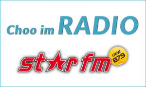 Choo bei StarFM Berlin Maximum Rock